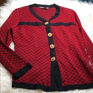 Vintage misook jacket sz L
